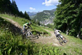 Location Route du Col de La Croix-Fry à La Clusaz