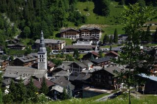 Location La Clusaz Centre Village