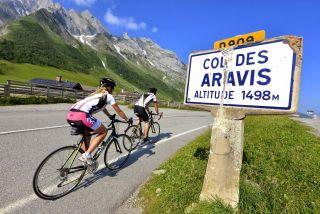 Location Route du Col des Aravis à La Clusaz