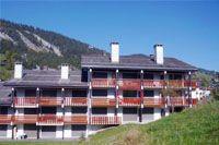 Appartement dans Résidence à La Clusaz