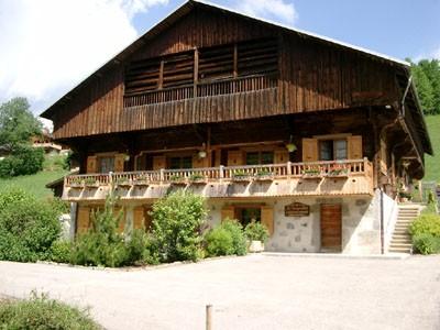 Appartements dans Chalet à La Clusaz