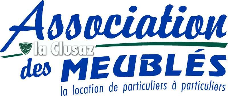 logo association des meublés la Clusaz