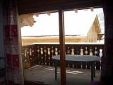 bel alp 8 vue balcon hiver