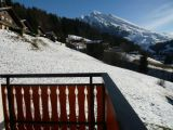 location appartement pistes cret du merle LA CLUSAZ CASTORS